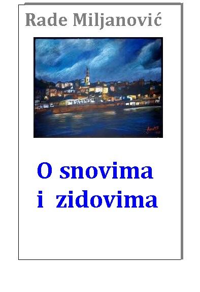 roman O SNOVIMA I ZIDOVIMA